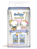 Трусики Sweety Pantz Gold S66 (3-6кг)