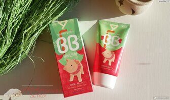 Milky Piggy BB Cream SPF 50+ 50ml ББ крем SPF 50+ 50мл